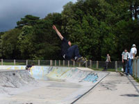 FS Melon at King's Park