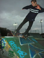 Styling a BS Feeble